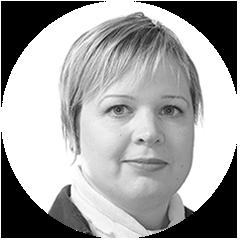 Translator Rebecca Darby
