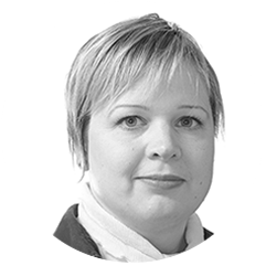 Translator Rebecca Darby Sims